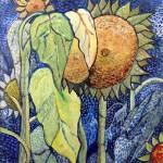 2016 zonnebloemen klein bestand
