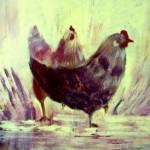 Kippen op glad ijs (..)