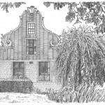 oostzijde zaans huis kleurscan verkleind